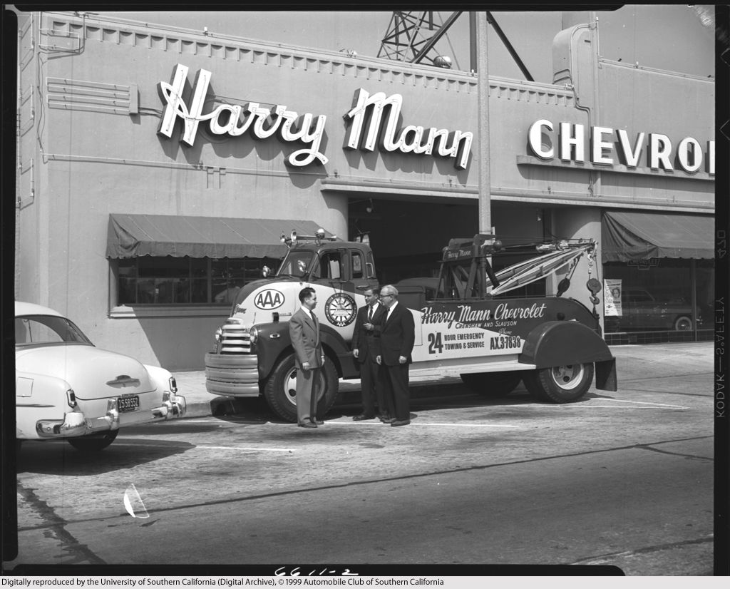 Harry Mann Chevrolet-Los Angeles | That new car smell | Pinterest ...