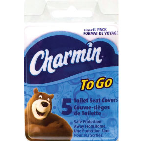 Charmin To Go Toilet Seat Covers In 2020 With Images Seat