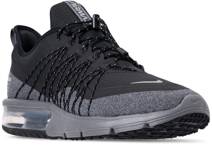 tienda oficial incomparable zapatos genuinos Nike Men's Air Max Sequent 4 Shield Running Sneakers from Finish Line | Nike  men, Womens athletic shoes, Mens nike air