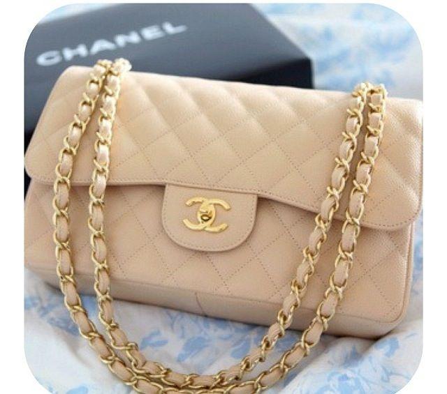 Chanel Handväskor : Classic chanel v?skor