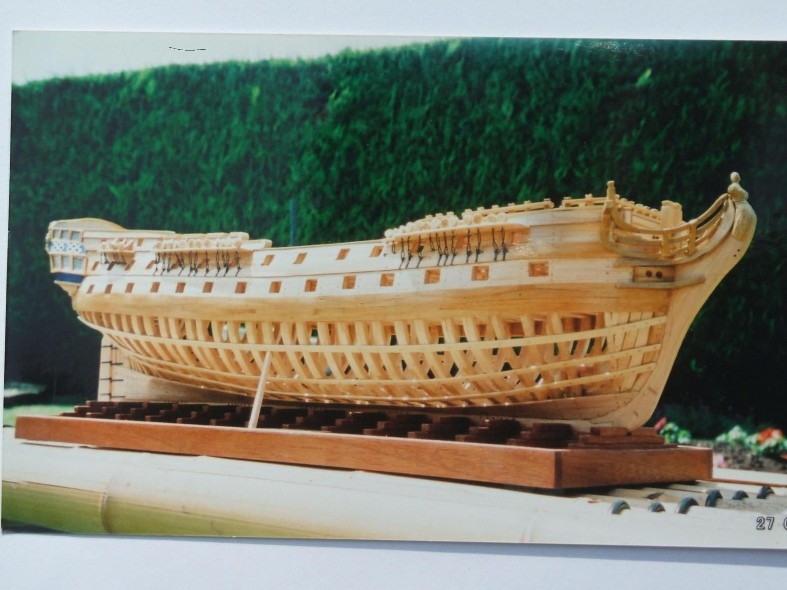 scratch building ship models - Google Search | scale modeling ...