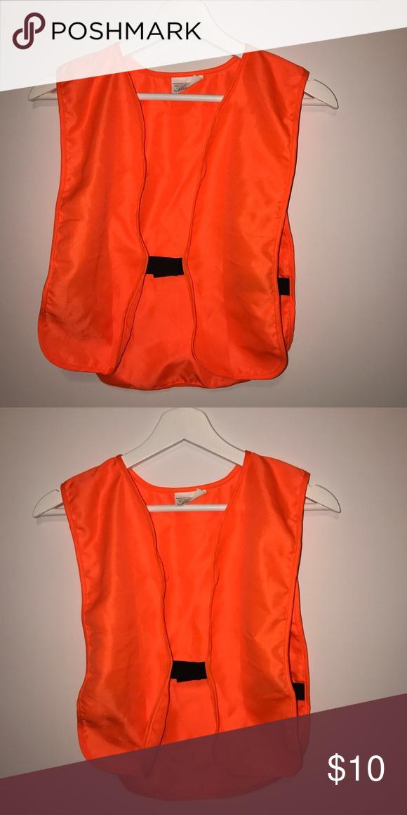 Youth Hunting/Safety Vest OSFM Safety vest, Clothes