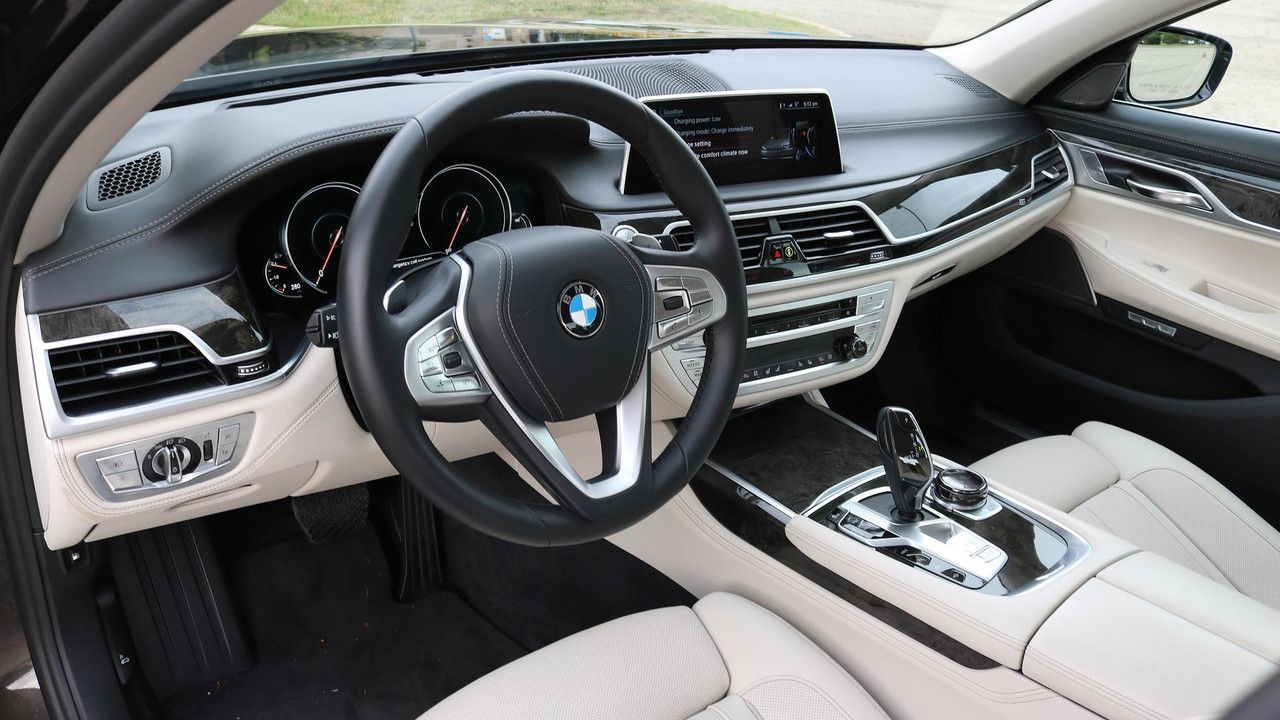 2019 Bmw 7 Series Interior Luxe Wheels Bmw 7 Series Bmw