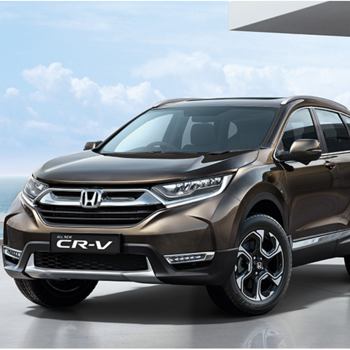 Rs 28.15 lakhs Worth New Honda CRV launched in India, Gets