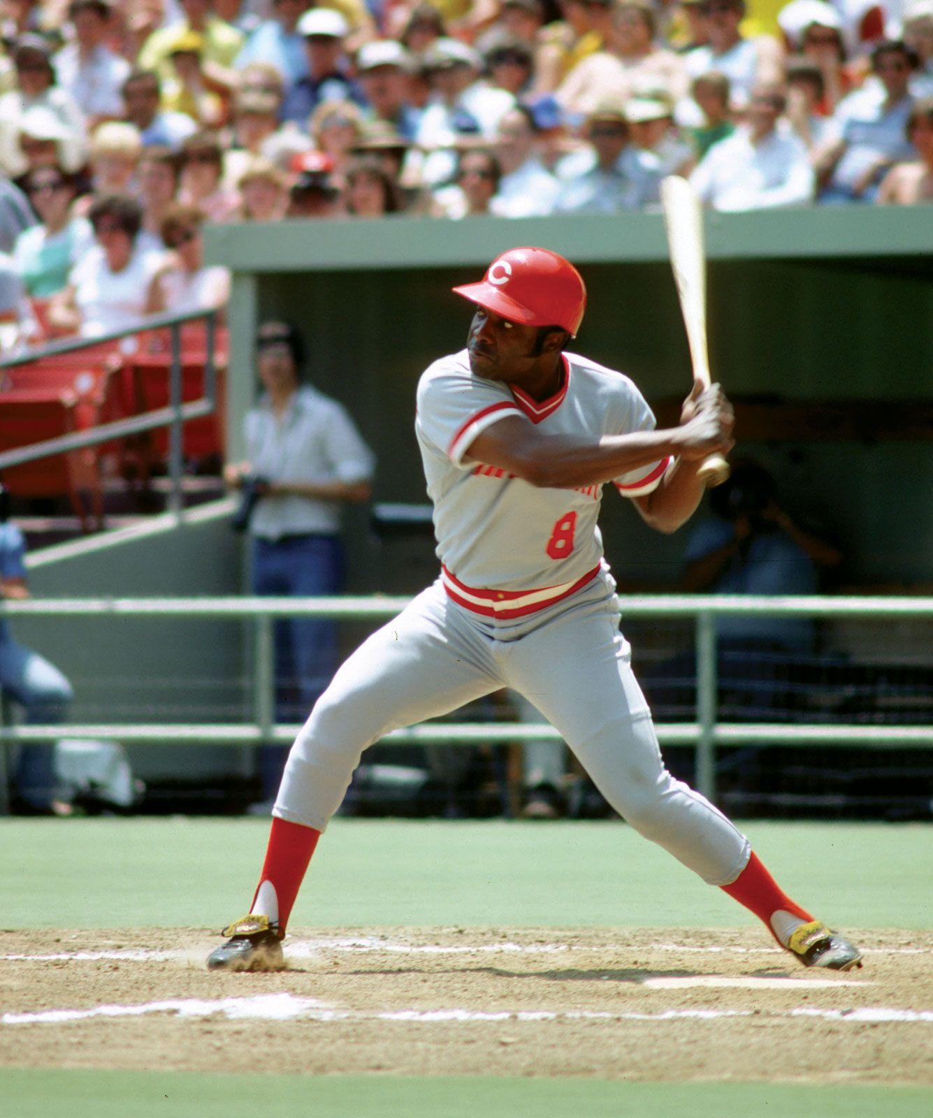Pin By Jarren Sanders On Baseball Hall Of Famers Joe Morgan Cincinnati Reds Baseball Best Baseball Player