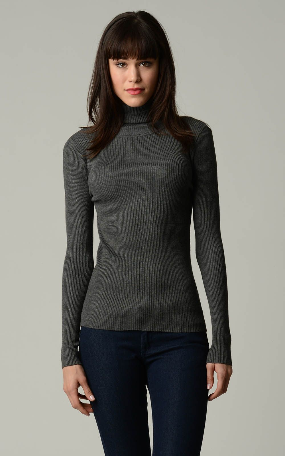 Dinamit Jeans Turtleneck Sweater | Things to Wear | Pinterest ...