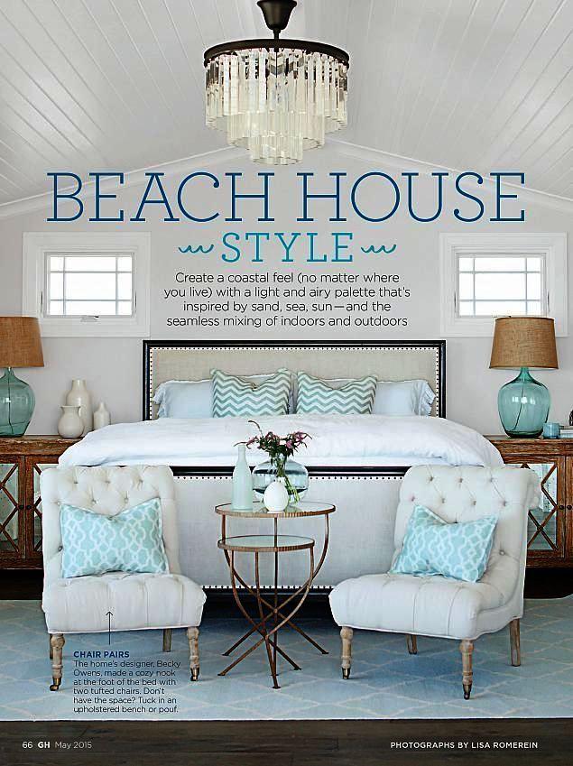 Beach House Decor, Beach House Bedroom Furniture Ideas