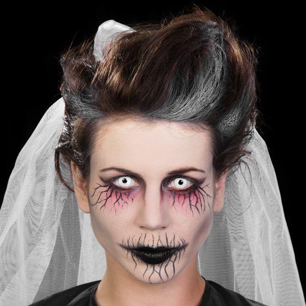 Halloween Frisuren Selber Machen Vampir #frisurenvampirlady