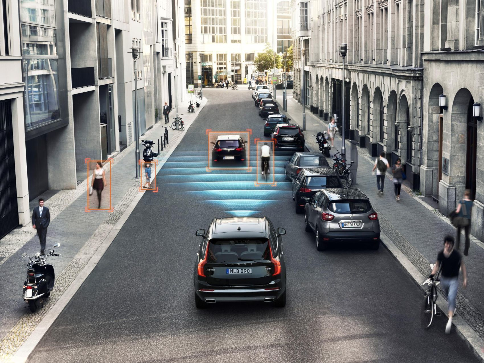 Volvo Leads New Research To Improve Road Safety For
