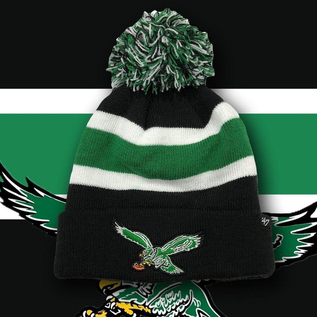 Retro Philadelphia Eagles Beanie