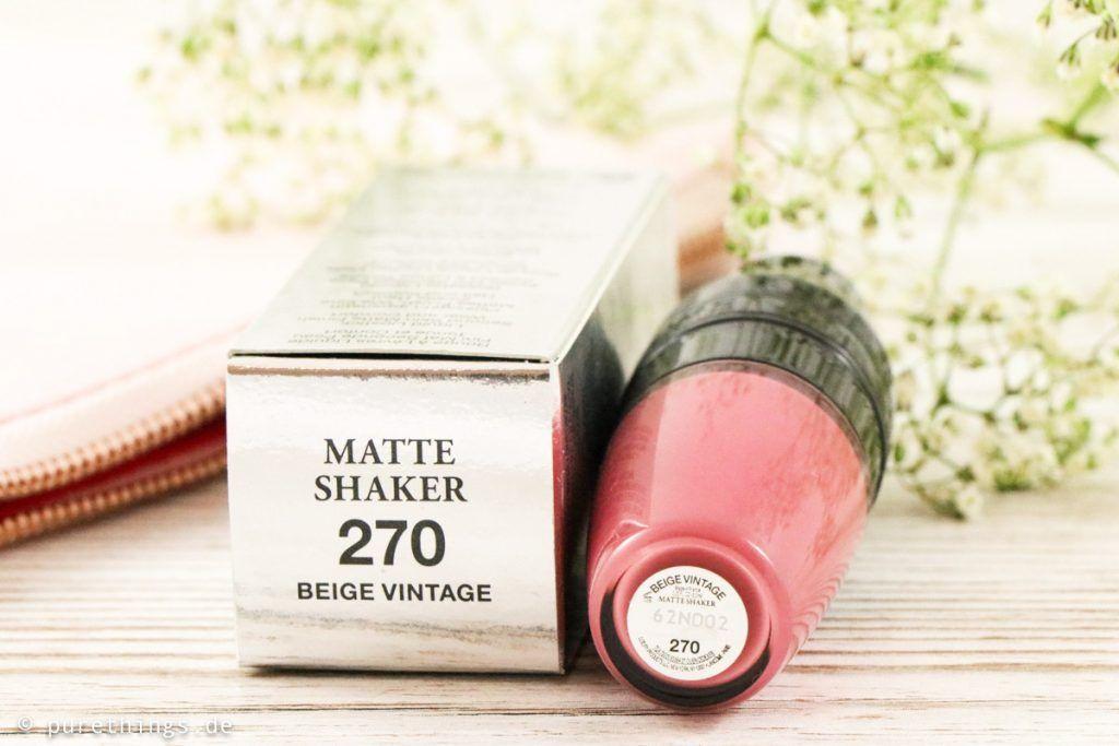 Liquid matte lipstick Lancôme Matte Shaker: three options for make-up
