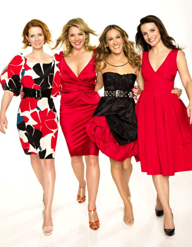Dresses from sex and the city