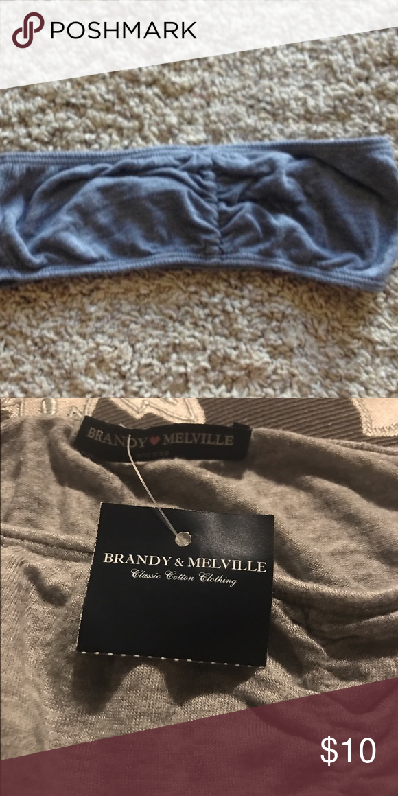 d08259e237 Free with Brandy Melville purchase Bandeau in one size Brandy Melville  Intimates   Sleepwear Bandeaus