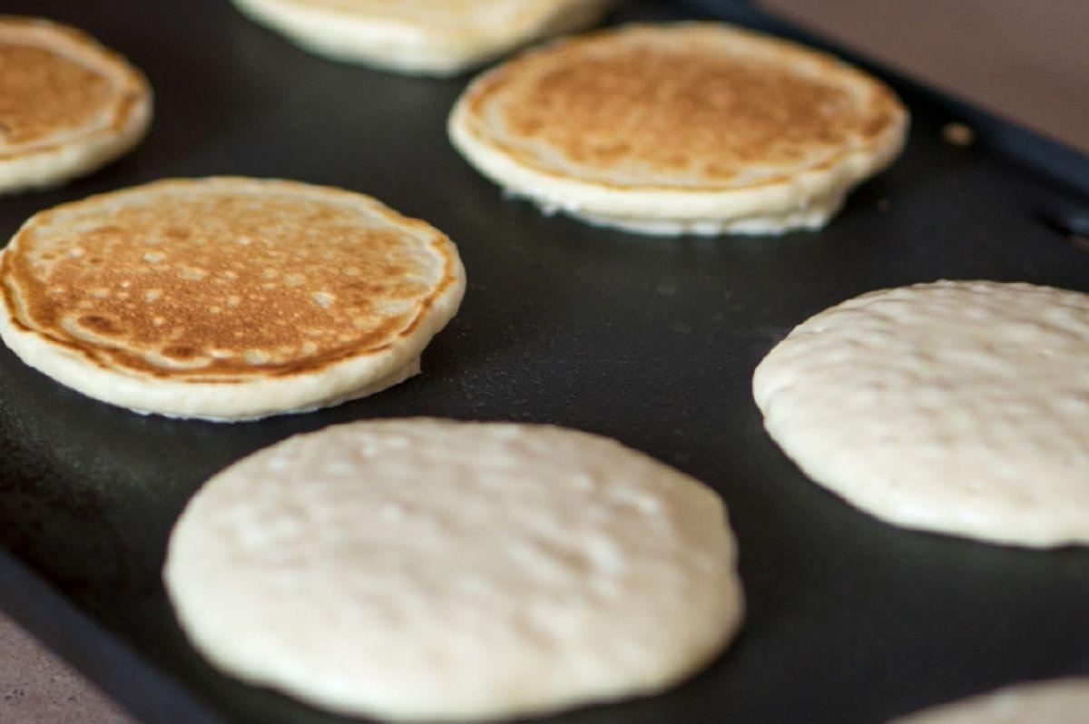 Recette: Pancake maison.