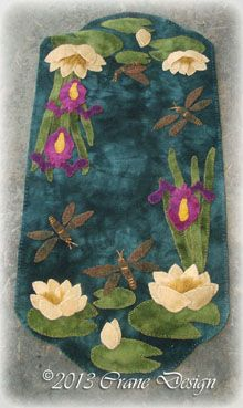 """applique Table Runners 