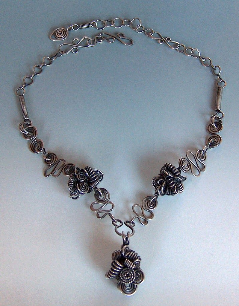 handmade geometric wire jewelry links - Google Search | design ...