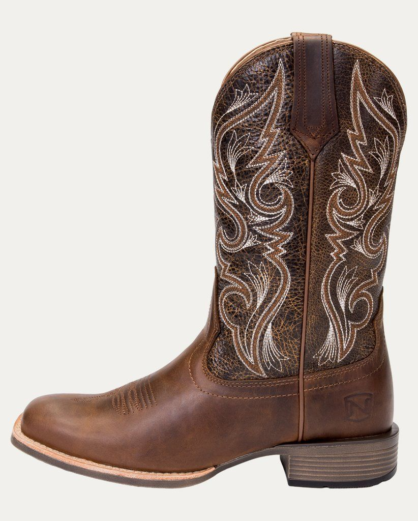 bd1b74f29a6 Noble Outfitters WOMEN'S ALL AROUND BOOTS SQUARE TOE AUTUMN ...