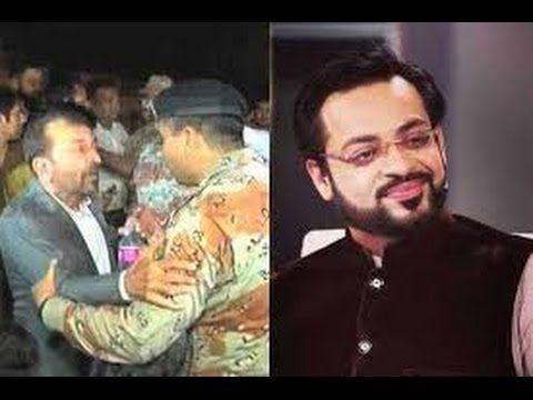 Rangers detain Farooq Sattar & Amir Liaquat