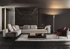 Photo of Smink Incorporated | Products | Sofas | Minotti | Yang