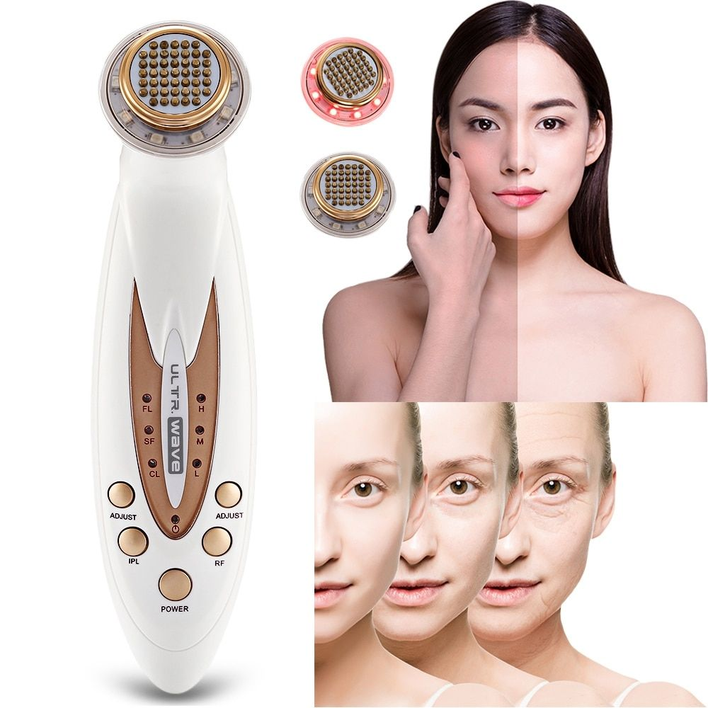 Skin Care Tool Free Shipping Portable Skin Whitening Fractional Rf Face Lifting Wrinkle Acne Removal Machine