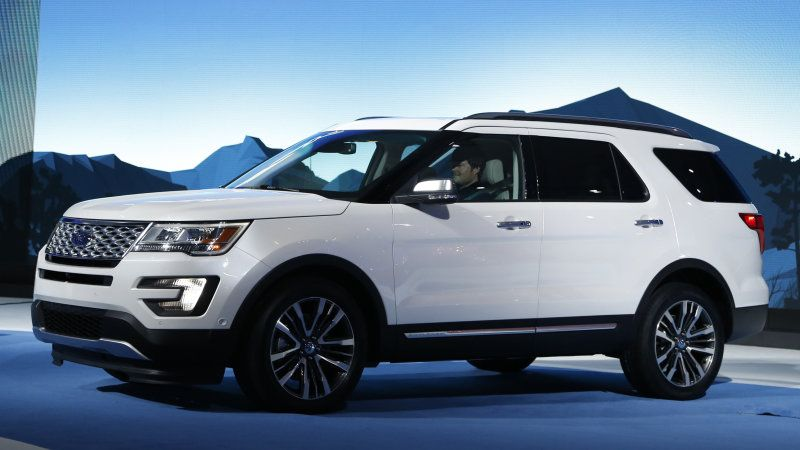 Ford Offers Free Repairs To Prevent Exhaust Leaks In 1 4 Million Explorers Ford Explorer Ford Expedition Ford