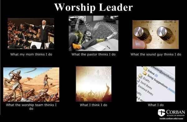 foto de pastor what people think i do pict - Google Search | Worship ...