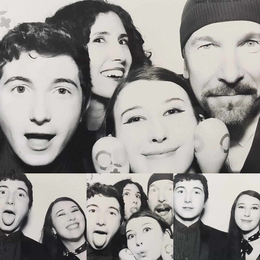 A part of Edge's family | U2❤ | The edge u2, Music bands