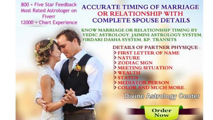 When Will I Meet My Life Partner Vedic Astrology