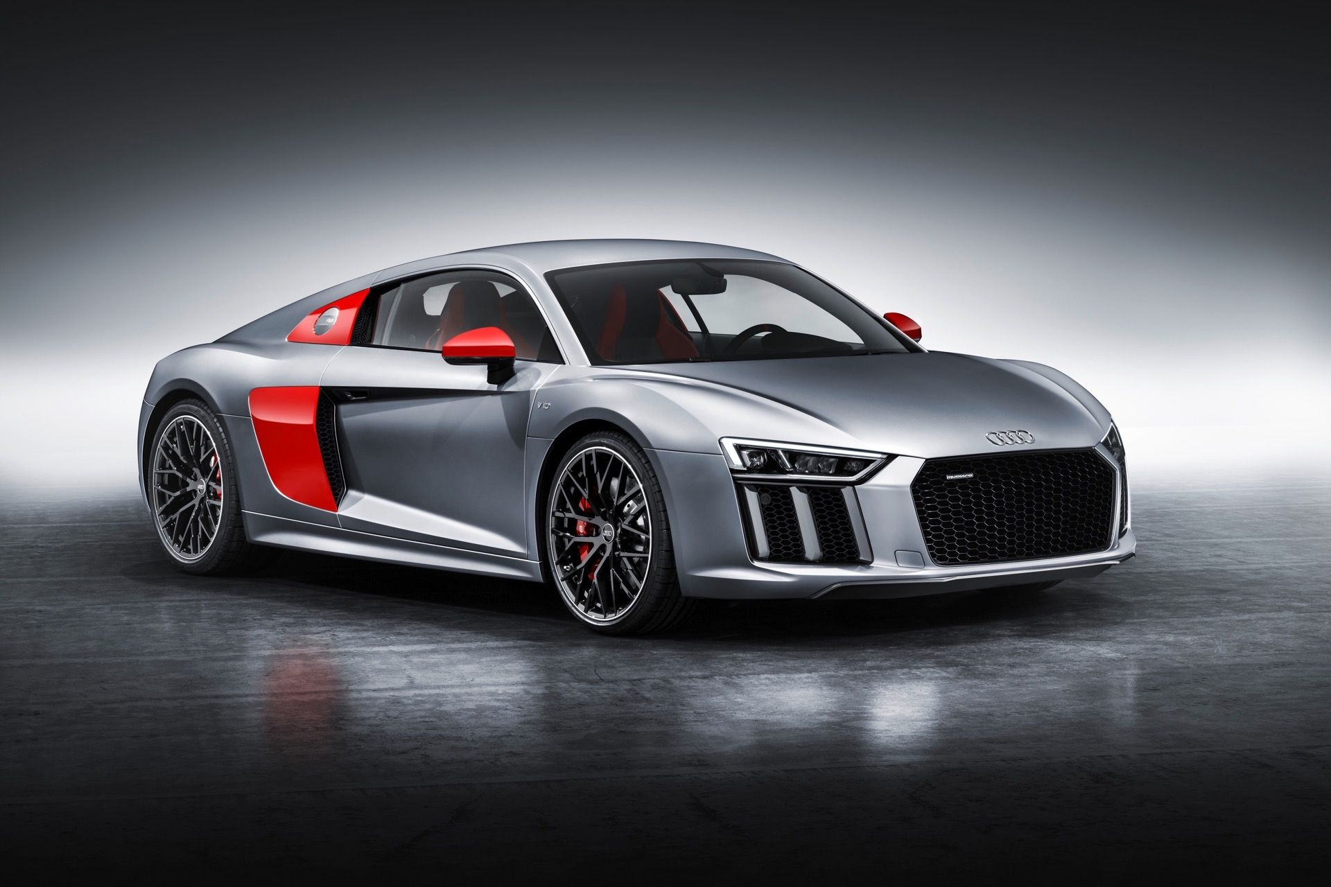 Top gear took the audi r8 v10 plus through the alps http