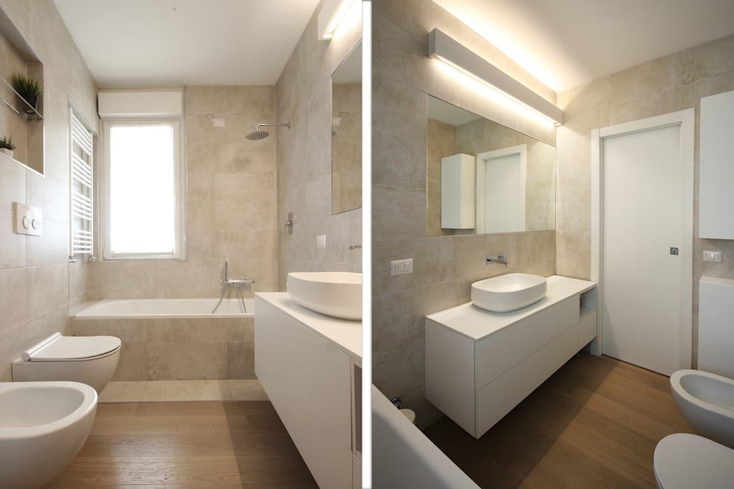 Bagno Stile Minimalista : Bagno in stile minimalista tutti i consigli per realizzarlo