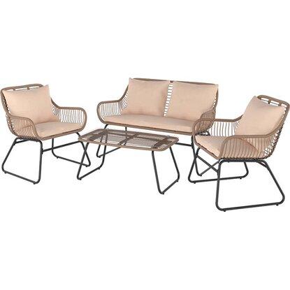 Komplet Mebli Willmar Z Technorattanu Bez 4 Czesciowy Kupuj W Obi Outdoor Furniture Sets Home Decor Outdoor Chairs