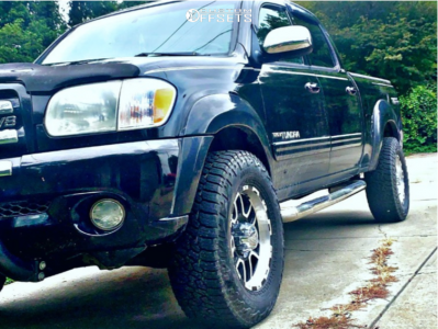 2006 Toyota Tundra 17x9 12mm Ion Alloy 179 in 2020 2006