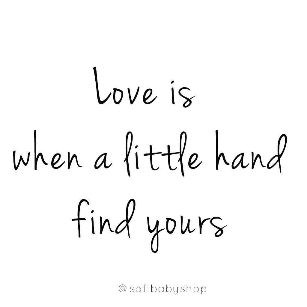 Nothing Is Stronger Than Love Of A Mother Even Time This Tiny Little Hand Will Grow But The Memory Of It Touching My Hand Quotes Mama Quotes Mothers Love