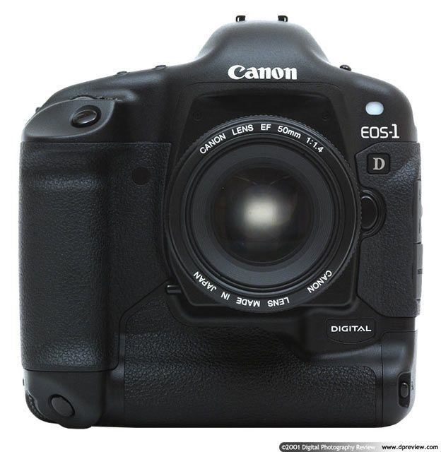 Canon Eos 1d Review Page 1 Introduction Digital Photography Review Digital Photography Review Eos Digital Camera