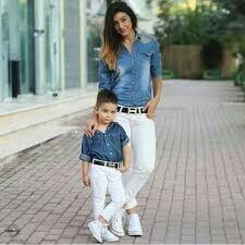 Like mom like son