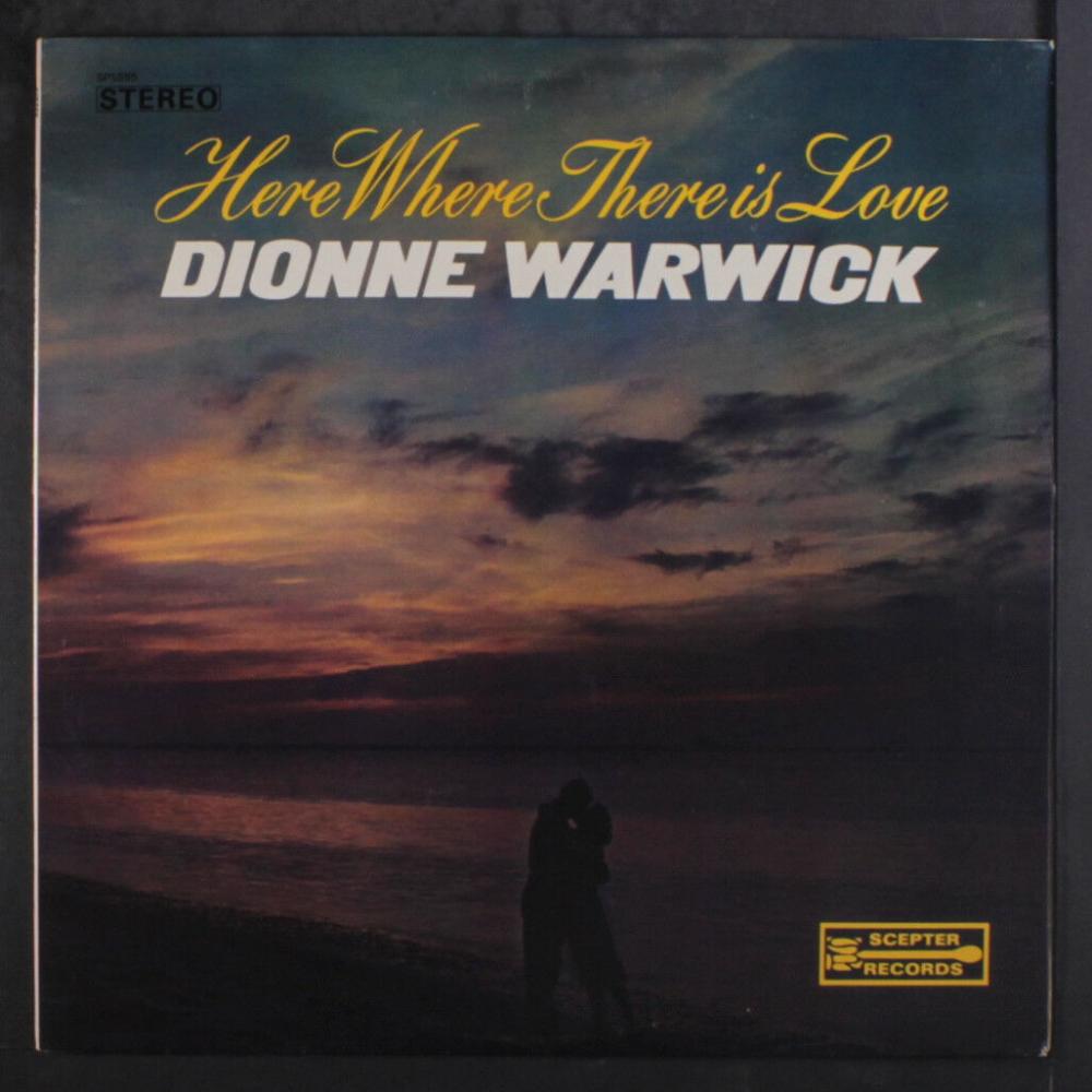 Dionne Warwick Here Where There Is Love Lp Corner Bend Soul Ebay In 2020 Dionne Warwick Pop Singers Warwick