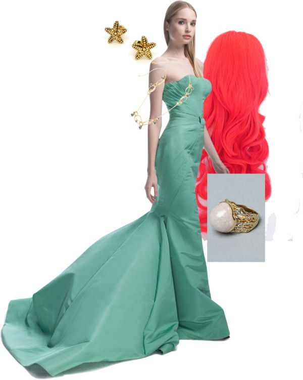 """""""""""Ariel"""" From Disney's The Little Mermaid"""" by pchandler94 on Polyvore"""