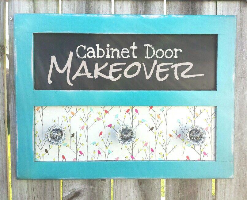 Cabinet Door Crafts On Pinterest Cabinet Doors Old