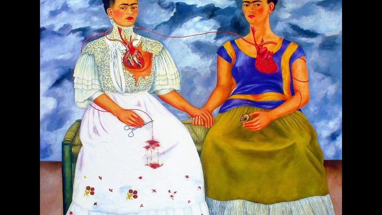trabajos sobre frida kahlo le groupe 3 bilangue vous pr sente leur travail num rique en. Black Bedroom Furniture Sets. Home Design Ideas