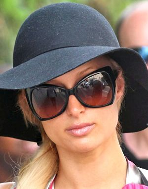 468f7c2c0de Paris Hilton in Tom Ford Nico TF175 GLASSES