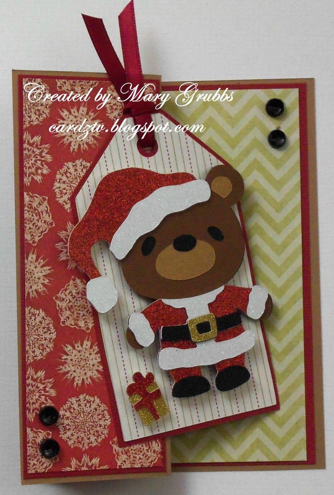 Cricut Card Making Ideas Youtube Part - 36: CARDZ TV: CARDZ TV CARD GALLERY. Great Inspiration For Everything.  Christmas TagCricut Christmas CardsXmas ...