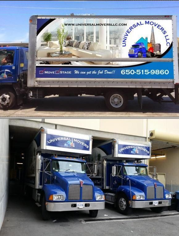 Local movers with truck