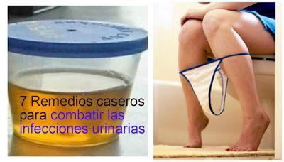 7 Remedios Caseros Para Combatir Las Infecciones Urinarias Natural Treatments Health Remedies