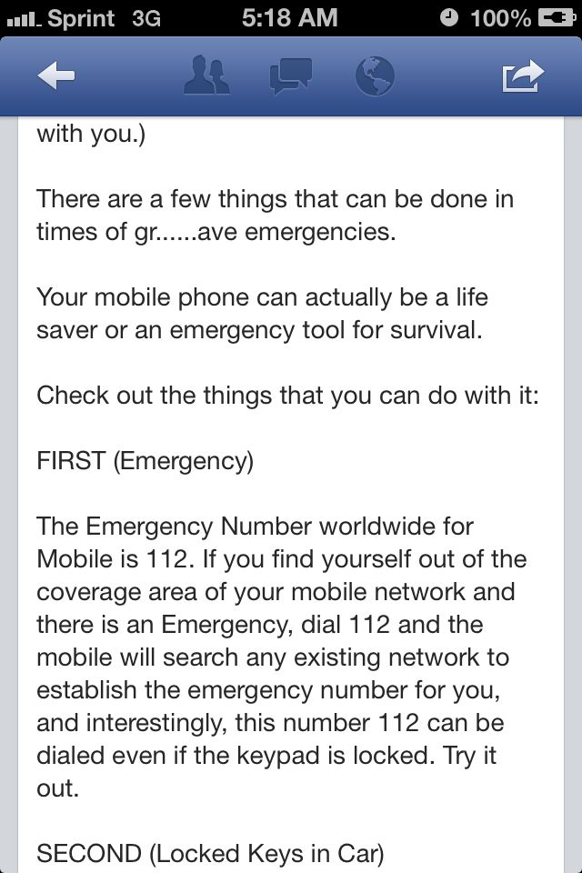 The gas Is Emergency 112 Worldwide For Mobile Number simply