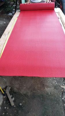 ENTRAP ANTI SLIP NOMAD 3200 WET AREA MATTING AND THE