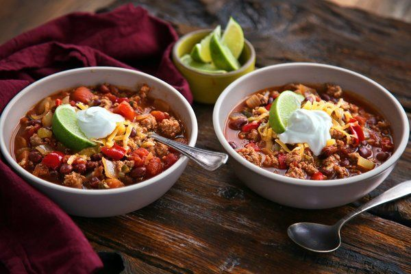 Turkey Chili Recipe Recipe Chili Recipe Turkey Turkey Mince Recipes Nyt Cooking