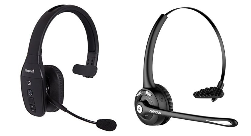 10 Best Bluetooth Headsets For Truckers 2019 Best Compared Bluetooth Headset Headsets Bluetooth