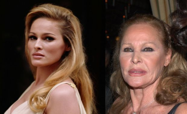 Stars Of The 60s Where Are They Now Bond Girls Ursula Andress