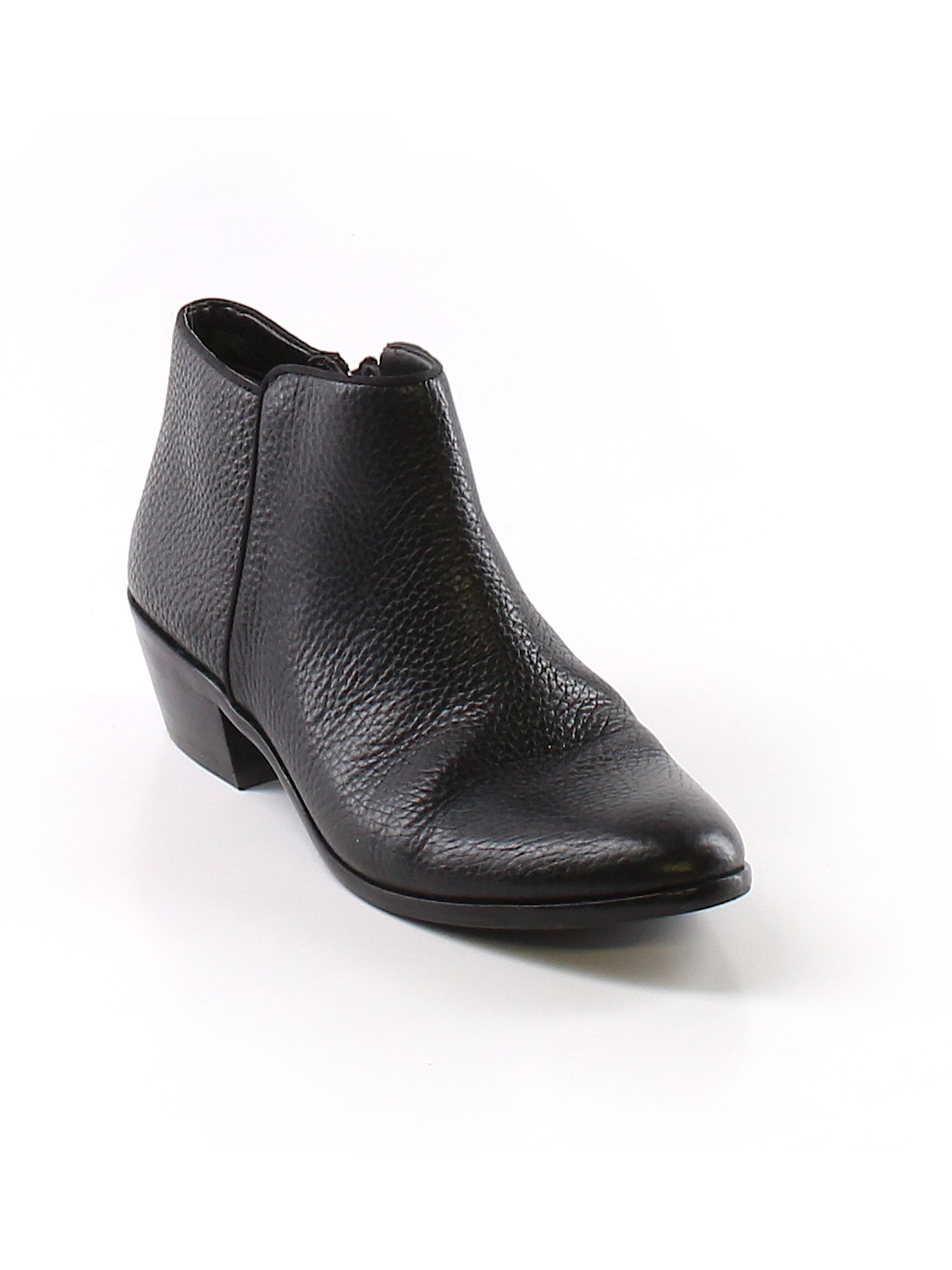 77abf9f1841845 Sam Edelman Ankle Boots  Size 7 1 2 Black Women s Shoes -  28.99