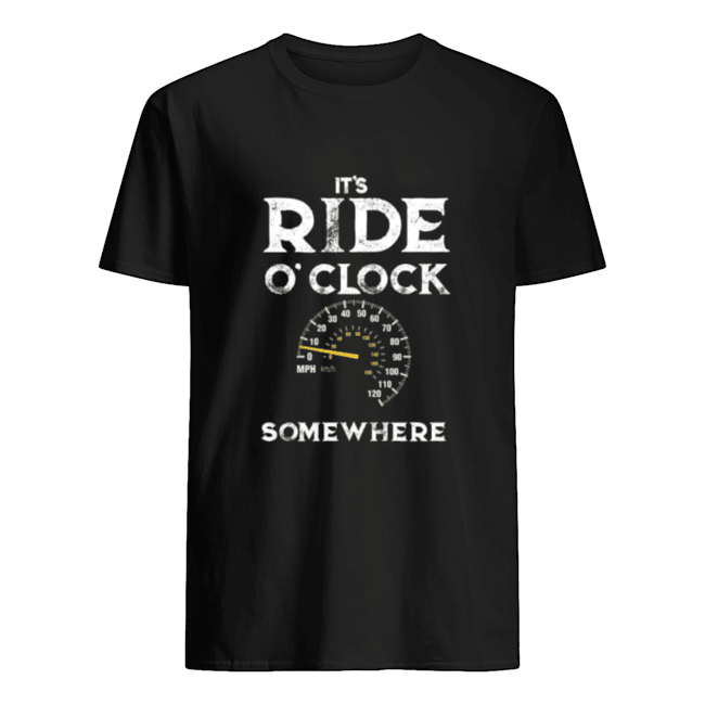 , it's Ride o'clock t-shirt, Hygen Blogs 2020, Hygen Blogs 2020
